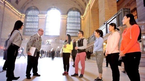 【紐約,可以這樣玩】你所不知道的中央車站(上)