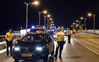 因难以应对汹涌而来的难民潮,德国当局宣布在边境临时恢复边境检查。(GUENTER SCHIFFMANN/AFP)