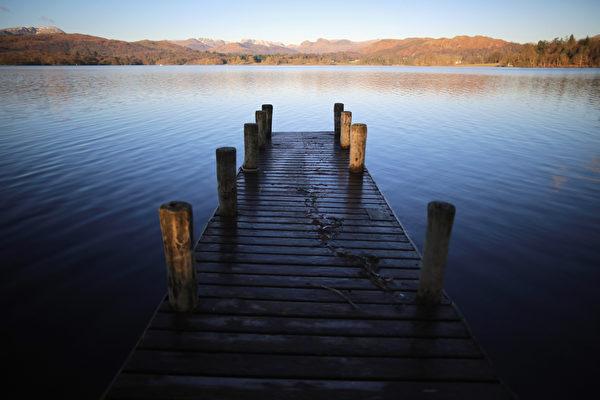 英格蘭溫德米爾湖(Christopher Furlong/Getty Images)