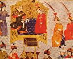 拖雷四子蒙哥、忽必烈、旭烈兀、阿里不哥之所以能创下彪炳功勋的业绩,登上蒙元时代的巅峰,除了他们拥有一位豁达敦睦的父亲拖雷之外,更有一位深明大义、睿智宽仁的母亲唆鲁禾贴尼。图为元睿宗拖雷和显懿庄圣皇后唆鲁禾帖尼。(维基百科公有领域)