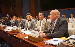 美國會聽證 要求在奧習會提出停止迫害法輪功等問題