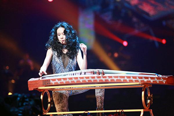 莫文蔚台北小巨蛋演唱會。(環球唱片提供)