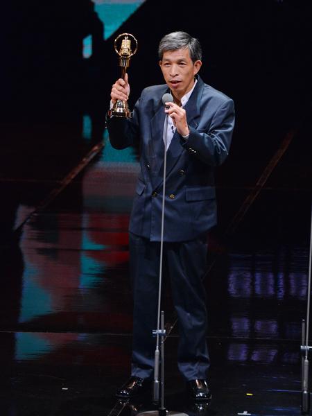 数位应用奖得主吴庭煦。(中视提供)