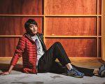 棒球球员曹佑宁因演出电影《KANO》而声名大噪。(MILK潮流志提供)