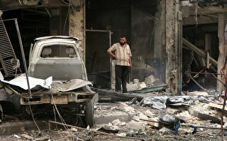 俄羅斯插手敘利亞 西方國家陷入兩難