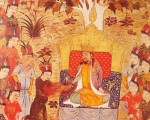 在蒙古帝國眾多的大汗中,有一位性及寬仁、忠恕量力的大汗。他既有蒙古王的善戰勇猛,又有如同道人對待財富的大徹大悟。(維基百科公有領域)