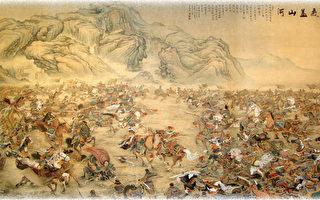"""南宋抗金部队中,岳飞的岳家军是最为强大的,而岳家军中的""""背嵬军""""更是精锐中的精锐,毫不夸张地说,这支部队代表了""""岳家军""""的精华所在。背嵬军缔造了不败的传说。(王双宽/大纪元)"""