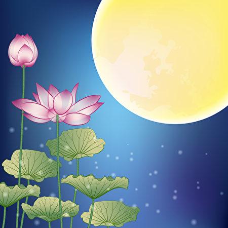 「今人不見古時月,今月曾經照古人」。從古至今,多少人仰望星空,在如水的月色中,與皓月相視無語;又有多少文人墨客借月抒懷,賦予月亮生命與情感。(fotolia)