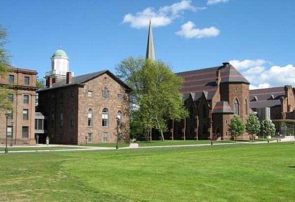 衛斯理大學(Wesleyan University)。(Wiki commons)