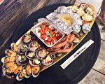 中秋圍爐 海貝燒烤鮮選擇