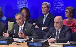 奧巴馬:打擊IS是持久戰