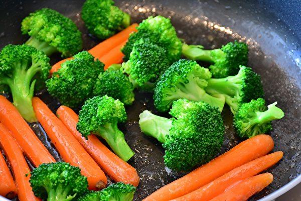 熟吃胡萝卜,有利于β-胡萝卜素释放,增加营养吸收。