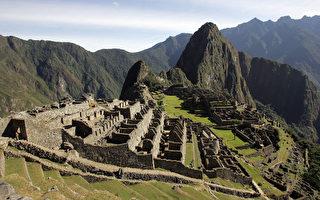 马丘比丘是秘鲁南部古印加帝国的古城废墟。(EITAN ABRAMOVICH/AFP)