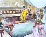 國之盛世,莫出於唐,而後宮之最,莫出於長孫皇后。(繪圖:曹醉夢)