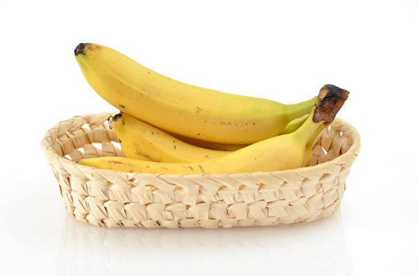 成熟香蕉。(Fotolia)