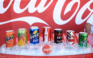 """为了降低澳洲人的肥胖率,澳洲34家健康机构周二联名发布Tipping the Scales声明,要求澳洲政府对高糖软饮料征收20%的""""糖税"""",并禁止电视在黄金时段播放垃圾食品的广告。(Mike Windle/Getty Images for Variety)"""