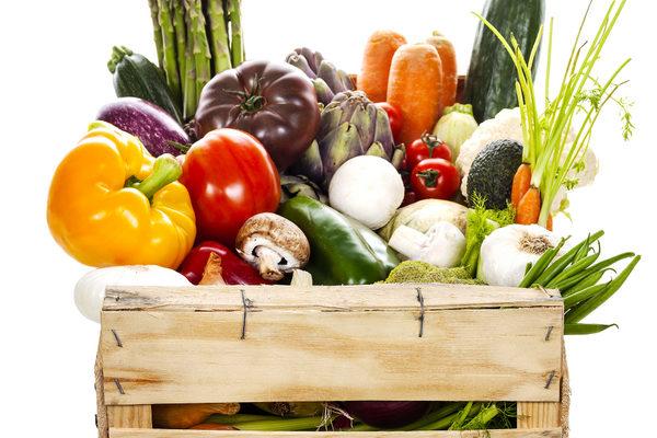 人体体质各有不同,蔬果也同样有其属性,吃对了才会给健康加分。(Fotolia)