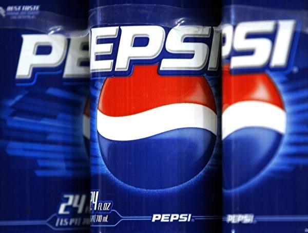 百事可乐拥有22种知名品牌。(Tim Boyle/Getty Images)