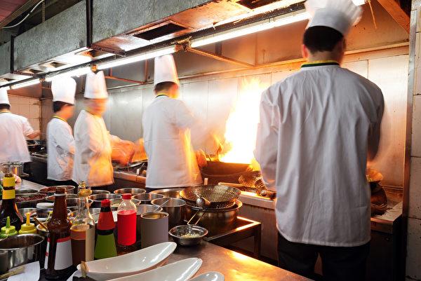 在美國幾乎每個城市都至少有一家中國餐館,提供包括四川、廣東、山東、北京等各地特有的菜色,選擇方便、價格不貴、美味的中國菜已是美國居民最佳選項之一。(fotolia)