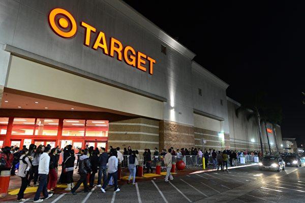 假日购物季来临 Target网购全美免运费