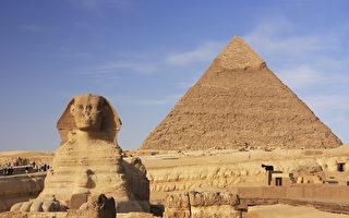 狮身人面像和哈夫拉金字塔、开罗、埃及。(Fotolia)
