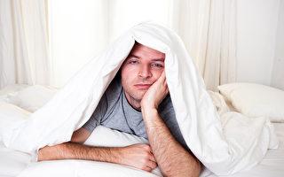 失眠是現代人經常面臨的問題。(fotolia)
