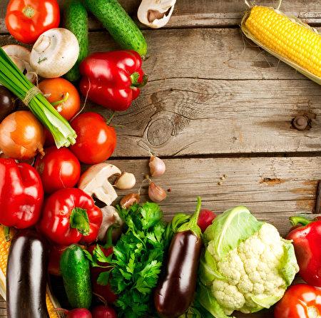 有機蔬菜是現代養生的重要食材,吃法也有講究。(Fotolia)