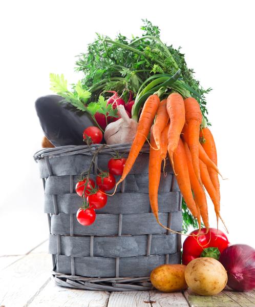 新鲜蔬菜(Fotolia)