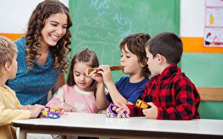 研究:优质日托计划可决定孩子未来的收入