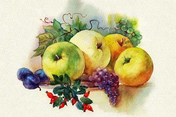 水果含有益肝肾的成分,只要常吃就能有效补肾。(Fotolia)