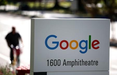 """职场社交网站领英发布硅谷""""最吸引人""""的企业名单,其中以谷歌夺冠。(Justin Sullivan/Getty Images)"""