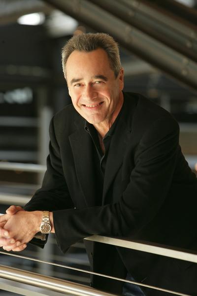 皮克斯總經理兼製作執行副總裁莫里斯(Jim Morris)。(Pixar動畫工作室提供)