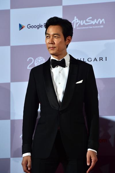 韩星李政宰。(JUNG YEON-JE/AFP/Getty Images)