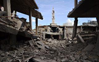 俄空襲破壞勝敘軍 敘民:慘過四年內戰