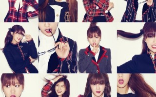 韓團Apink收錄冠軍單曲 推出超值盤