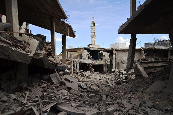 英警告俄濫殺敘利亞百姓 僅5%空襲擊中IS