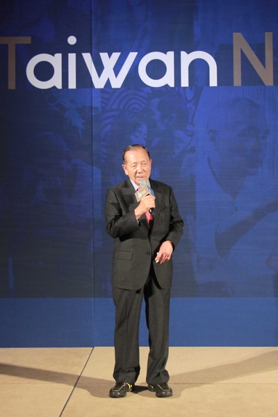 釜山影展荣誉主席金东虎。(国家电影中心提供)