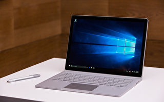 微軟發布新產品 首款輕薄筆電可拆成平板