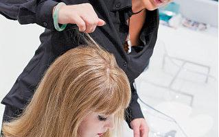7年前来自意大利、曾获得国际发型设计大奖的女发型师Lorena Severi,立志扎根香港,希望能为香港美发业带来新景象。(Jean Louis David提供)
