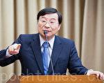 金管会主委曾铭宗7日表示,支持健保补充保费调降至1%。(陈柏州/大纪元)