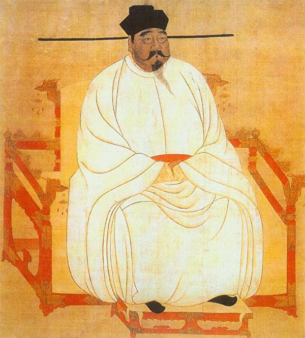宋太祖趙匡胤(公有領域)