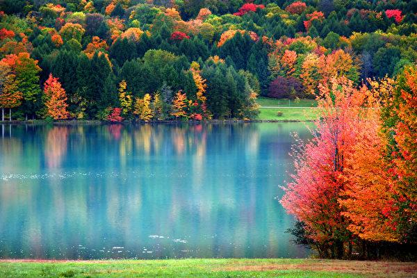 哪里赏枫最壮观 盘点加拿大最佳秋色