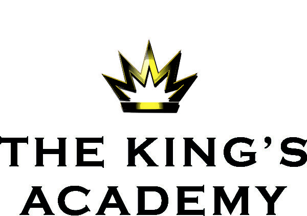 The king's Academy的标志。(TKA提供)