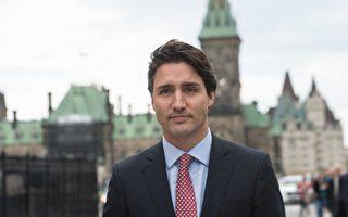 自由黨首領特魯多當選加拿大第42屆總理 (NICHOLAS KAMM/AFP/Getty Images)