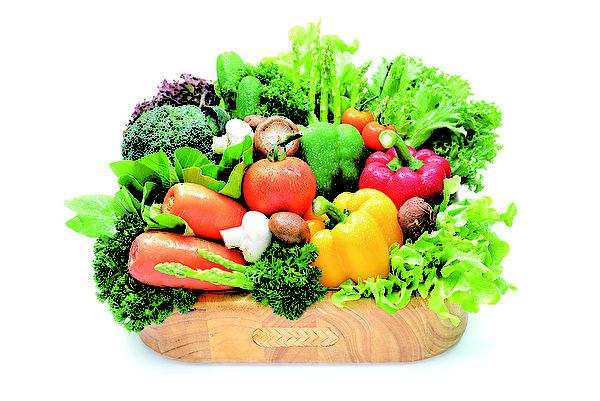 營養豐富的超級食品。(shutterstock)