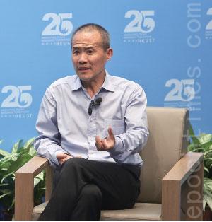 王石:中国大变革时代即将到来