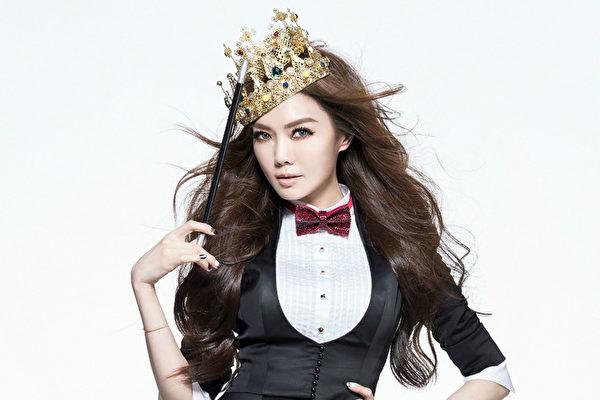 謝金燕昔日曾被稱為「跨年夜女王」。圖為資料照。(三立提供)