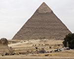埃及吉薩金字塔發現神秘「熱異常」現象