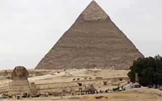 """埃及吉萨金字塔发现神秘""""热异常""""现象"""