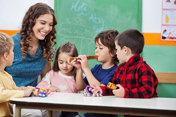 幼兒教育(Early-Childhood Education)。(Fotolia)
